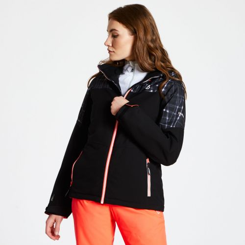 Women's Purview Ski Jacket - Black Black
